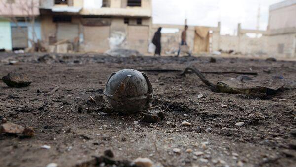Sytuacja w Syrii - Sputnik Polska