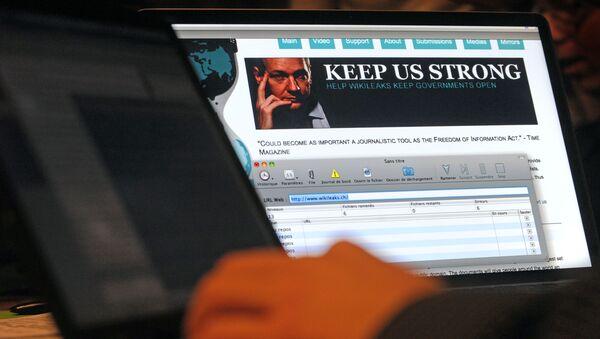WikiLeaks - Sputnik Polska