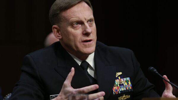 Dyrektor Agencji Bezpieczeństwa Narodowego Michael Rogers w Waszyngtonie - Sputnik Polska