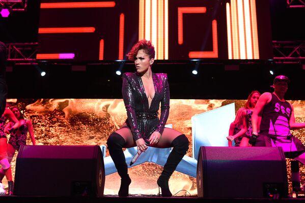 Piosenkarka Jennifer Lopez - Sputnik Polska