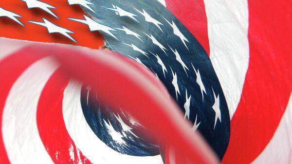 Flaga USA - Sputnik Polska