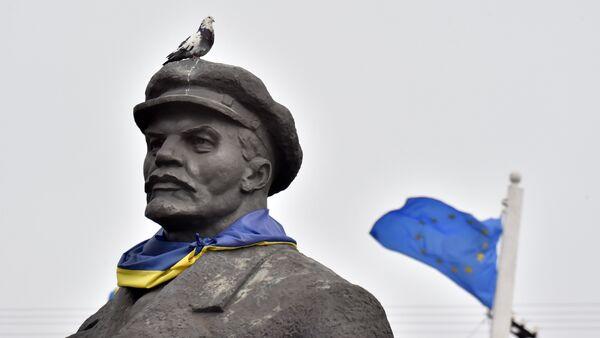 Referendum ws. umowy stowarzyszeniowej UE-Ukraina w Holandii - Sputnik Polska