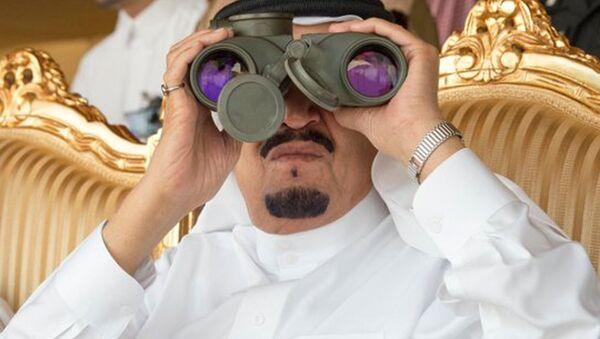 Król Arabii Saudyjskiej Salman bin Abdul Aziz al Saud - Sputnik Polska
