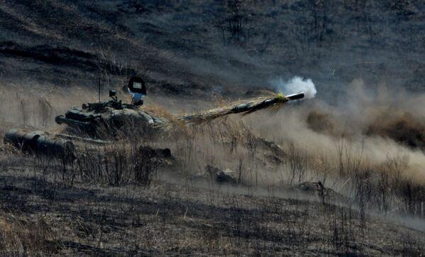 Czołg T-72 - Sputnik Polska