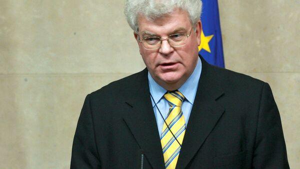 Stały przedstawiciel Rosji przy UE Władimir Czyżow - Sputnik Polska