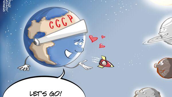 Gagarin Day #GagarinDay - Sputnik Polska