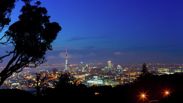 Auckland, Nowa Zelandia - Sputnik Polska