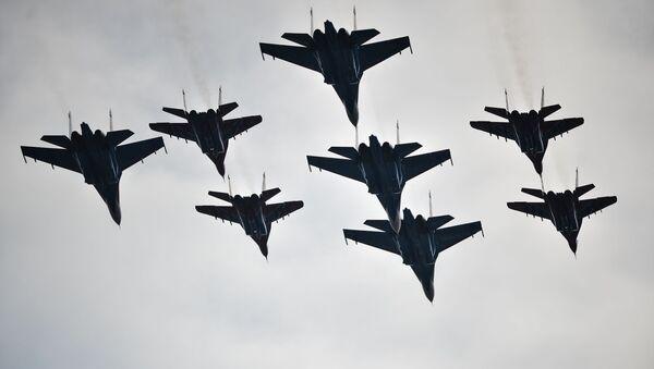 MiG-29 i Su-27 - Sputnik Polska