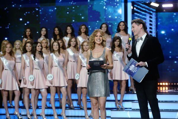 Narodowy Konkurs Piękna Miss Rosji 2016 - Sputnik Polska