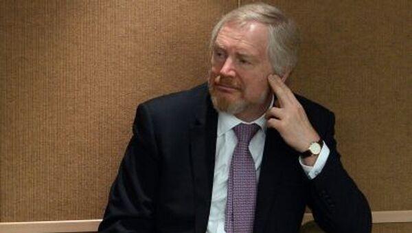 Wiceminister finansów Rosji Siergiej Storczak - Sputnik Polska