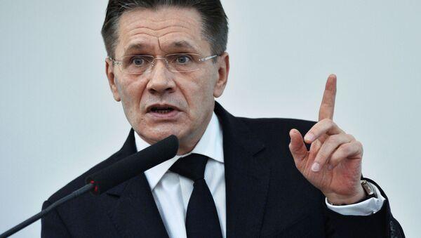 Wiceminister rozwoju gospodarczego Rosji Aleksiej Lichaczow - Sputnik Polska