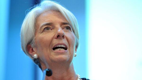 Christine Lagarde - Sputnik Polska