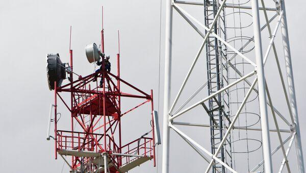 Phone Tower - Sputnik Polska