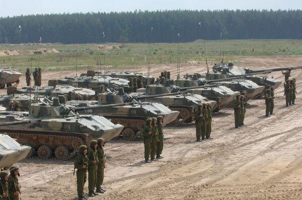Bojowy wóz piechoty BMD-4 - Sputnik Polska