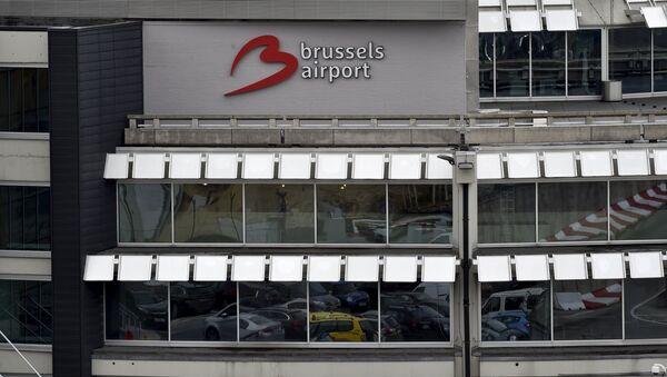 Lotnisko w Brukseli - Sputnik Polska