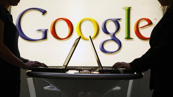 Logo korporacji Google - Sputnik Polska