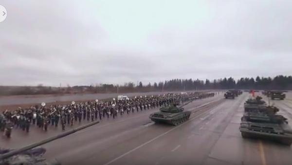 T-90. Wideo 360° - Sputnik Polska