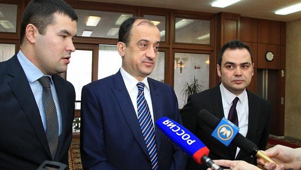 Ambasador Turcji w Rosji Ümit Yardım - Sputnik Polska