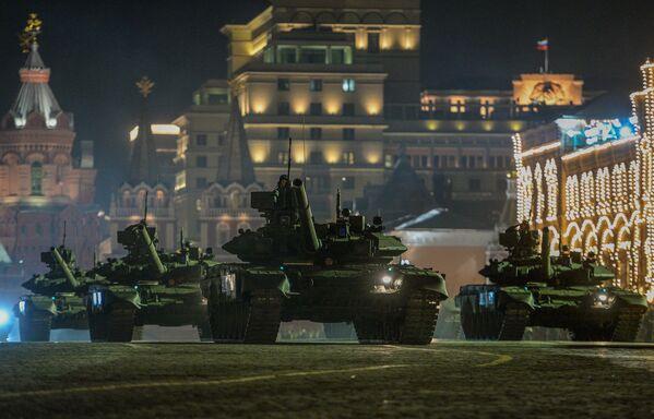 Czołg T-90A. - Sputnik Polska
