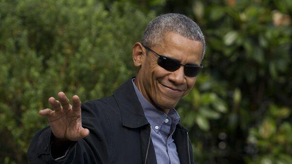 Barack Obama - Sputnik Polska