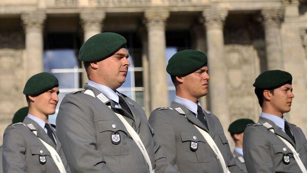 Bundeswehra - Sputnik Polska