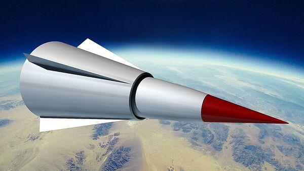 Chiński uderzeniowy naddźwiękowy aparat latający DF-ZF - Sputnik Polska