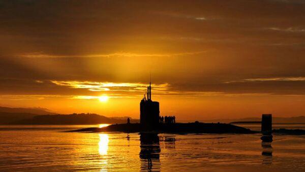 Okręt bezzałogowy Sea Hunter - Sputnik Polska