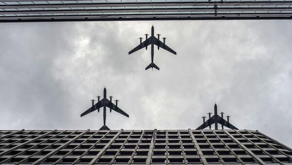 Bombowce strategiczne Tu-95 MS - Sputnik Polska
