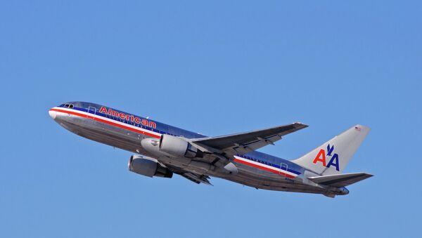 American Airlines - Sputnik Polska