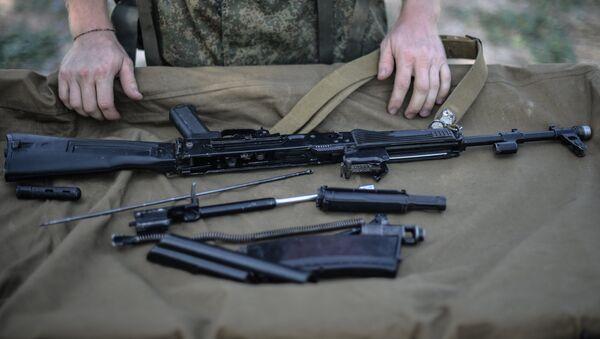 Kałasznikow AK-47 - Sputnik Polska