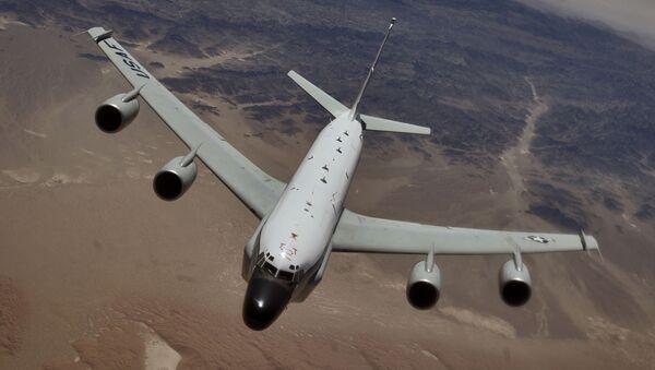 Samolot  RC-135W - Sputnik Polska