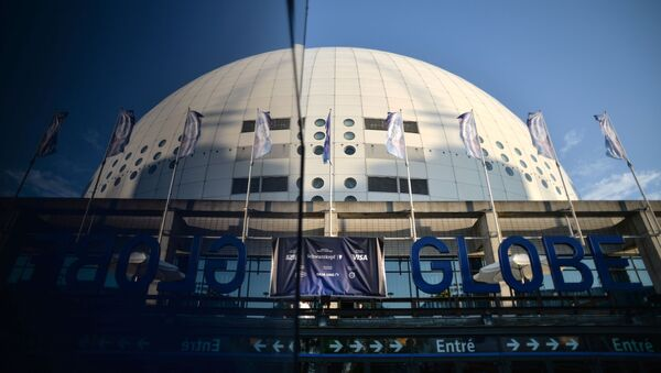 Eurowizja 2016: Arena Ericsson Globe w Szwecji - Sputnik Polska