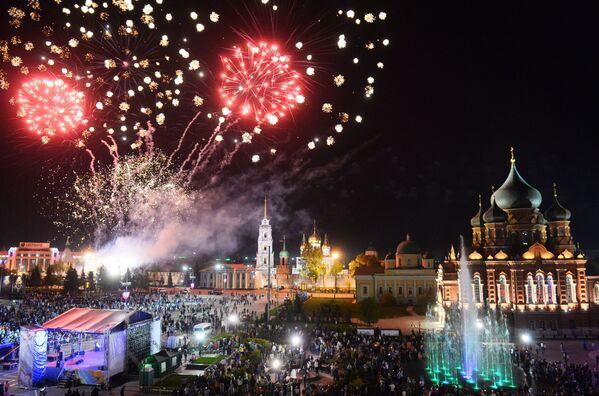 Obchody Dnia Zwycięstwa w Rosji w Tule - Sputnik Polska