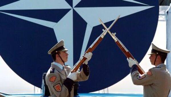 Logo NATO - Sputnik Polska