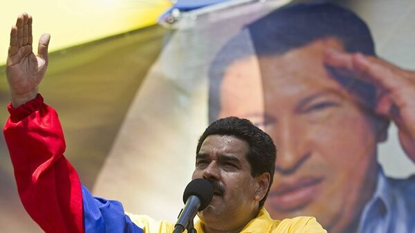 Maduro inaugurera la rue Hugo Chavez à Moscou - Sputnik Polska