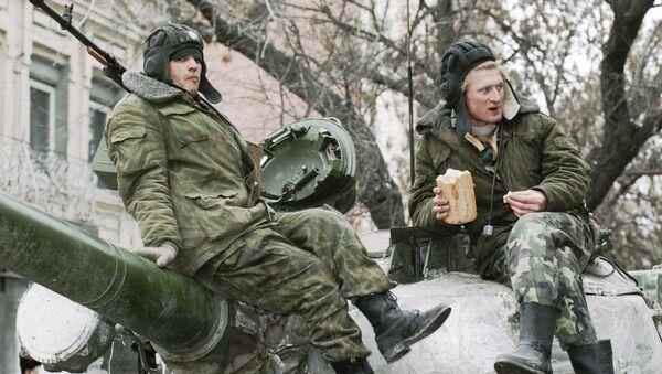 Rosyjscy żołnierze - Sputnik Polska
