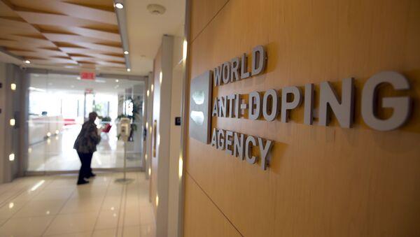 Biuro Światowej Agencji Antydopingowej (WADA) w Montrealu - Sputnik Polska