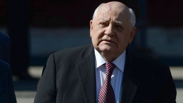 Michaił Gorbaczow - Sputnik Polska