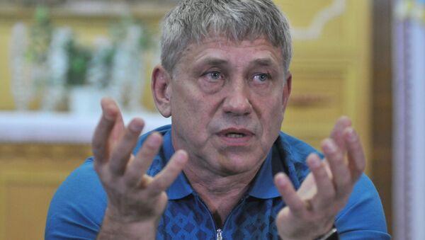 Minister energetyki i przemysłu węglowego Ukrainy Ihor Nasałyk - Sputnik Polska