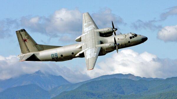 Samolot wojskowo-transportowy An-26 - Sputnik Polska