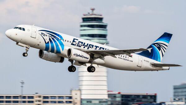 EgyptAir Airbus A320 - Sputnik Polska