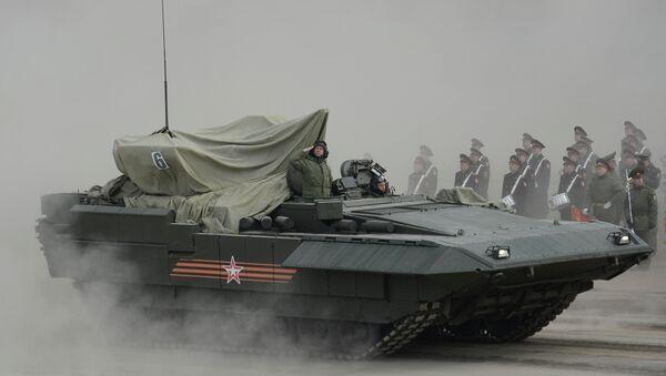 T-14 Armata - Sputnik Polska