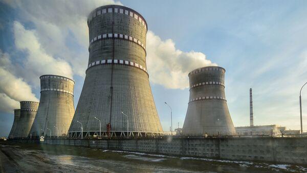 Roweńska elektrownia atomowa w Kuznecowsku, Ukraina - Sputnik Polska