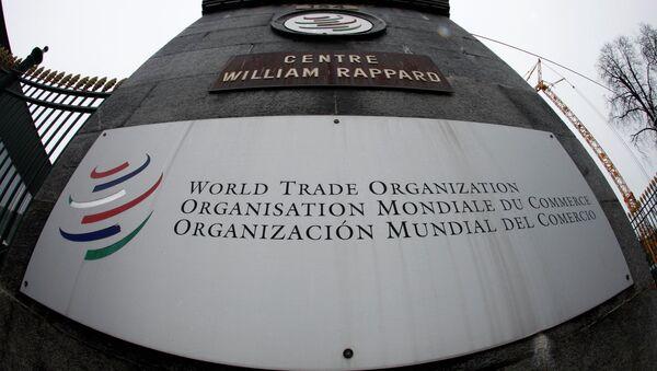 Światowa Organizacja Handlu - Sputnik Polska