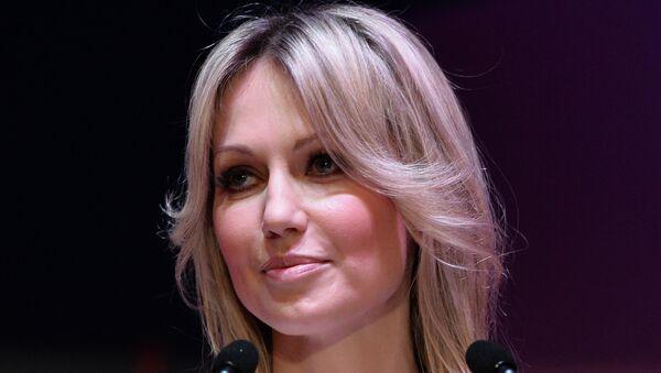 Magdalena Ogórek, kandydatka SLD na prezydenta Polski - Sputnik Polska