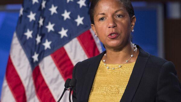 Susan Rice, doradca amerykańskiego prezydenta ds. bezpieczeństwa narodowego - Sputnik Polska
