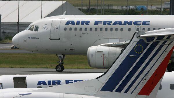Samoloty pasażerskie Air France - Sputnik Polska
