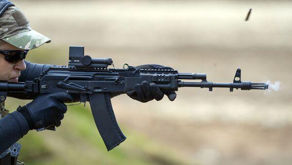 AK-74M - Sputnik Polska