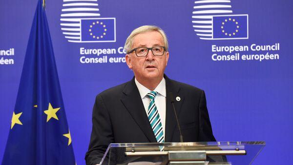 Szef Komisji Europejskiej, Jean-Claude Juncker - Sputnik Polska