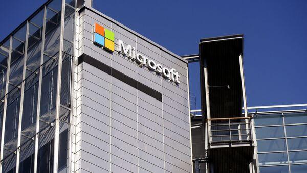 Microsoft  - Sputnik Polska